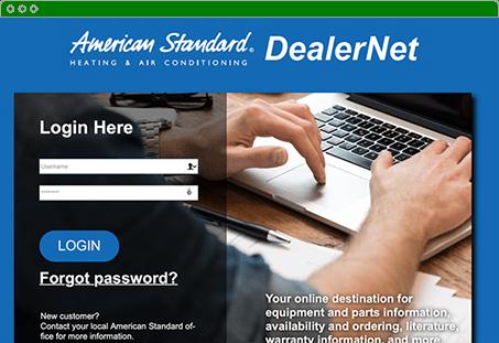 Current dealers dealernet